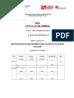 PNB CO 570800 04 PP 001 B Montaje Tuberia