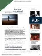 4 signos de una baja inteligencia emocional - La Mente es Maravillosa.pdf
