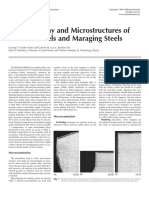 Metallography and Microstructures of Stainless Steel Vandervoort Met-Of-SS-Vol-9