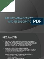 Air Way Managemen Bag 1