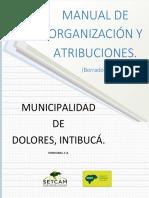 1.Manual de Organización y Atribuciones