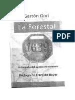 Gori Gaston - La Forestal