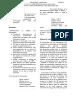 P2. Manejo Del Microscópio.