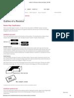 Outline of a Resistor _ Electronics Basics _ ROHM