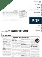 Finepix s1 Manual En