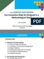 02. Innovative Ship Design