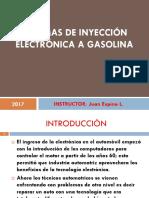 HISTORIA Sistema de Inyección Electrónica