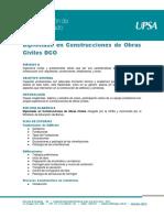 DCO DiplomadoEnConstruccionesDeObrasCiviles2016 20170429