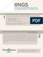 14 Things You Need to Know (and DO) Before You Ask a Vendor to Build Your Mobile App