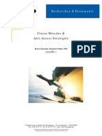 2006 06 01 ENG Cruise Missiles & Anti-Access Strategies