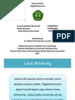 Tutorial Klinik bella yeol oligohidramnion.pptx