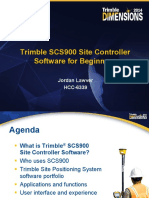 HCC-6339_Kelly-HCC-6339 - Lawver - Trimble SCS900 Site Controller Software for Beginners