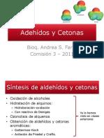 Adehidos y Cetonas