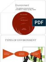 Domestic Dimensions of Business Environment