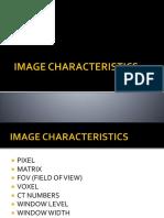 2A Image Characteristics Ppt
