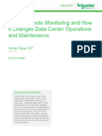 Digital Remote Monitoring and How It Changes Data Centre Operations and Maintenance