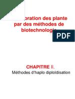 Cours de Biotechnologies Chapitre II (2)