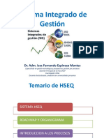 2 Sistemas Integrados de Gestión HSEQ