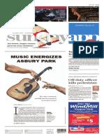 Asbury Park Press Sunday, Sept. 24, 2017
