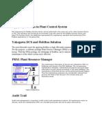 Applying Fieldbus in Plant Control System