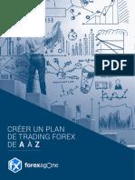 Plan Trading Forex a z