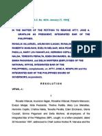 Villaruel vs. Grapilon