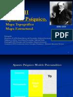 Aparato Psiquico Mapa Topografico Mapa Estructural