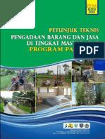 Juknis Pengadaan Barang dan Jasa di Tingkat Masyarakat 20 Nov 2013.pdf