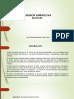 Presentación Instructivo Proyecto - Primera Entrega