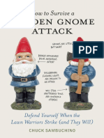 How to Survive a Garden Gnome Attack by Chuck Sambuchino - Excerpt