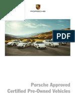Porsche Approved Brochure