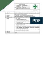8.2.3 Ep 6 Sop Petunjuk Penyimpanan Obat Di Rumah Pasien