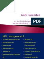 antihelmintikum az emberi pinwormhez