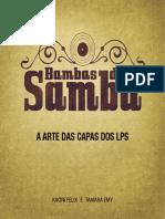 Livro Bambas Do Samba
