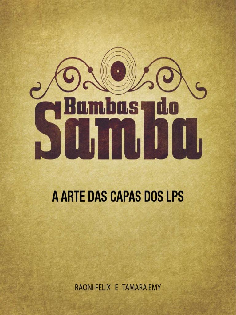 1d4e0a99fc7 Livro Bambas Do Samba