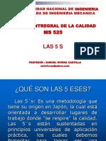 Gestion de La Caklidad 5 s