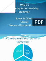 W5 TSL3083 Techniques in Teaching Grammar