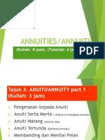 Annuity 1