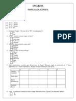 Cuestionario de Frappe