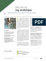 Manageris-259a-La Nouvelle Ere Du Marketing Analytique