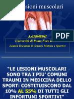 Lesioni Muscolari Triennale OK