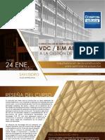 Vdc Bim Aplicado a La Gestion de Proyectos