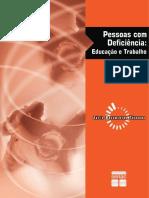 Pessoas Com Deficiência - Educação e Trabalho.pdf
