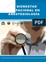 eBook El Bienestar Ocupacional en Anestesiologa
