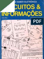 Circuitos & Informações Volume 1