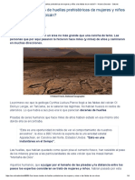 ¿Qué Hacen Cientos de Huellas Prehistóricas de Mujeres y Niños a Las Faldas de Un Volcán_ -- Historia Secreta -- Sott