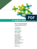 Revista Nueva Sociedad 239_Menos desigualdades_Mas Justicia Social_2012.pdf