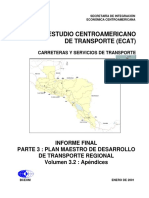 2 3 2 Carreteras Plan Maestro Apéndices