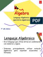 lenguaje algebraico 7
