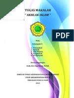 Makalah Akhlak Islam